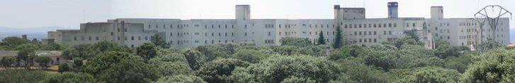 Panorámica Hospital Los Montalvos